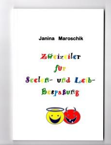 Zweizeiler Buch